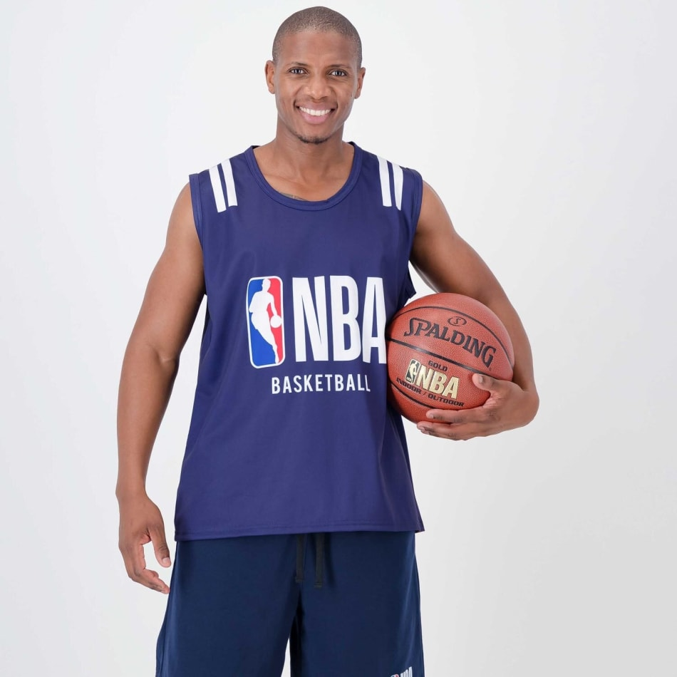 NBA Sublimated Vest (Navy), product, variation 1