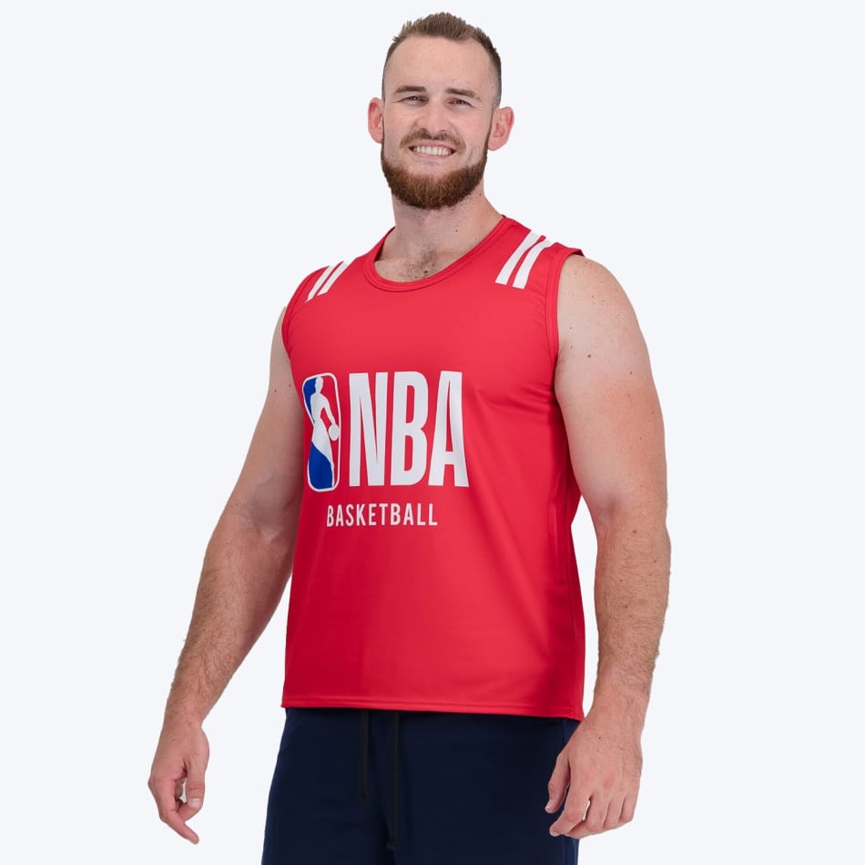 NBA Sublimated Vest (Red), product, variation 5