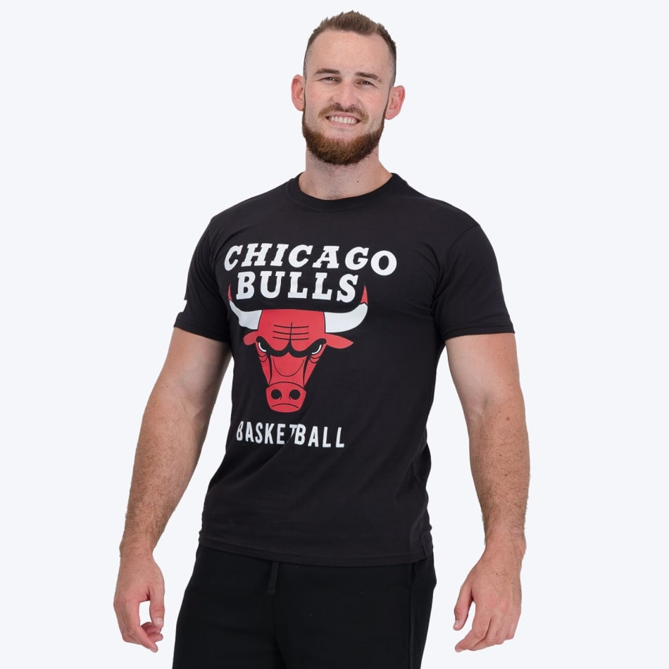 Chicago Bulls Printed T-shirt (Black), product, variation 5