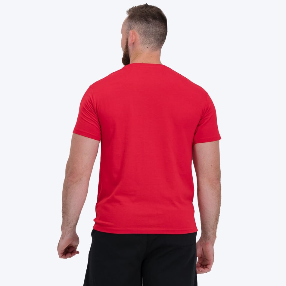 Chicago Bulls Printed T-Shirt (Red), product, variation 3