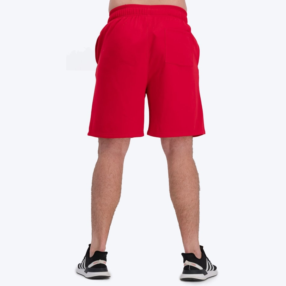 Chicago Bulls Retro Shorts (Red), product, variation 3