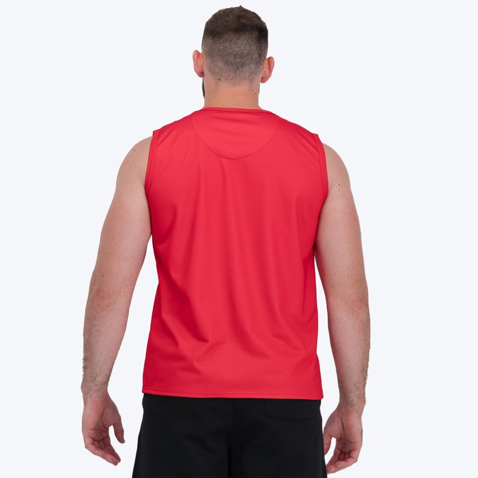 Chicago Bulls Sublimated Vest (Red), product, variation 3