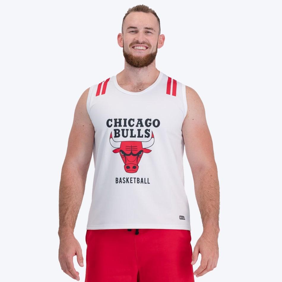 Chicago Bulls Vest (White), product, variation 1