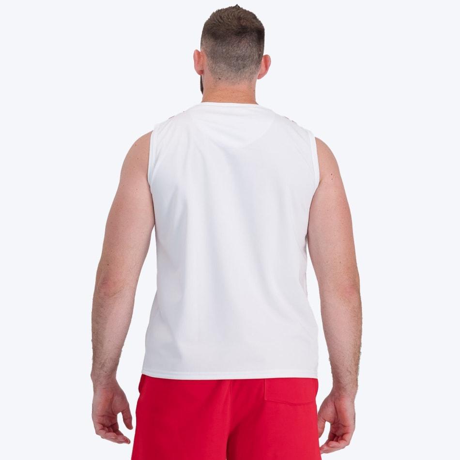Chicago Bulls Vest (White), product, variation 3