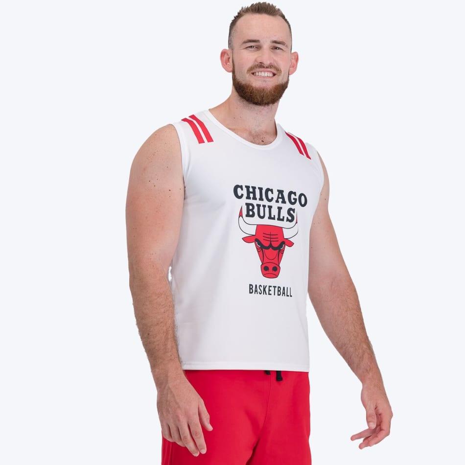Chicago Bulls Vest (White), product, variation 4