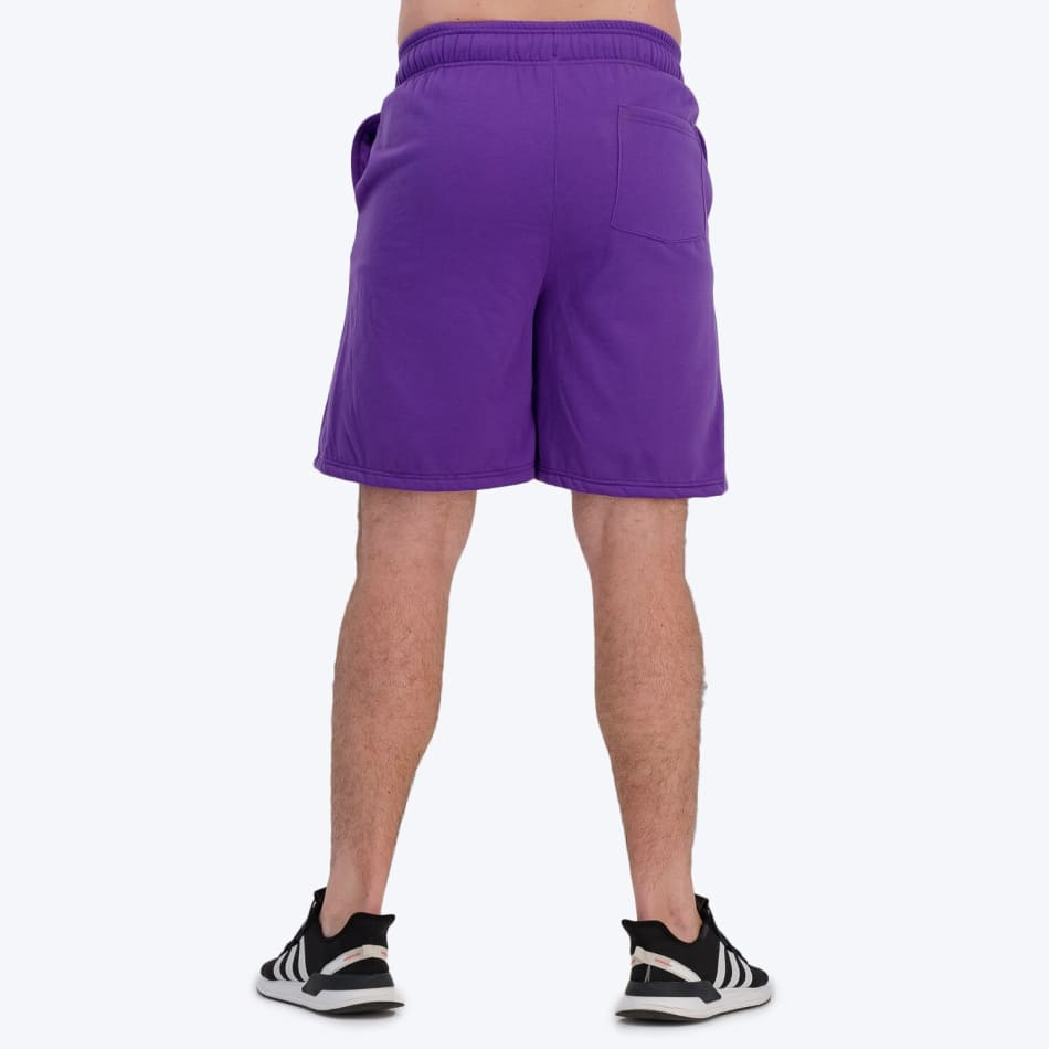 LA Lakers Retro Shorts (Purple), product, variation 2