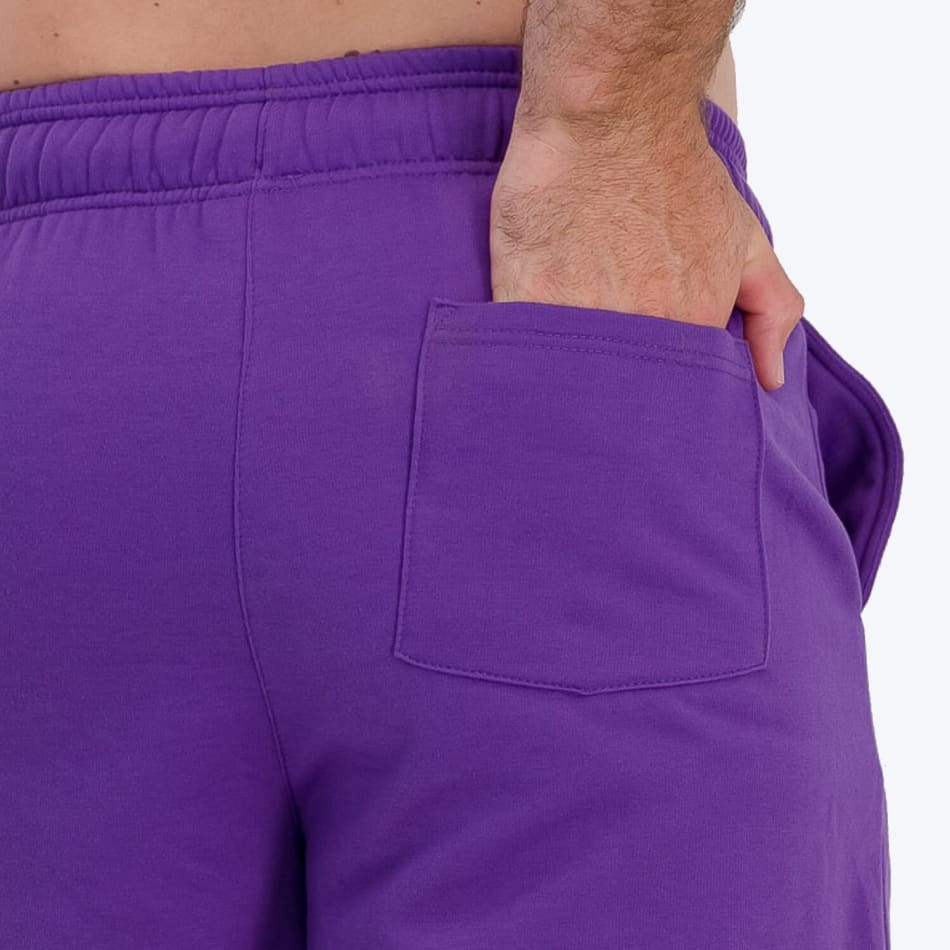 LA Lakers Retro Shorts (Purple), product, variation 6