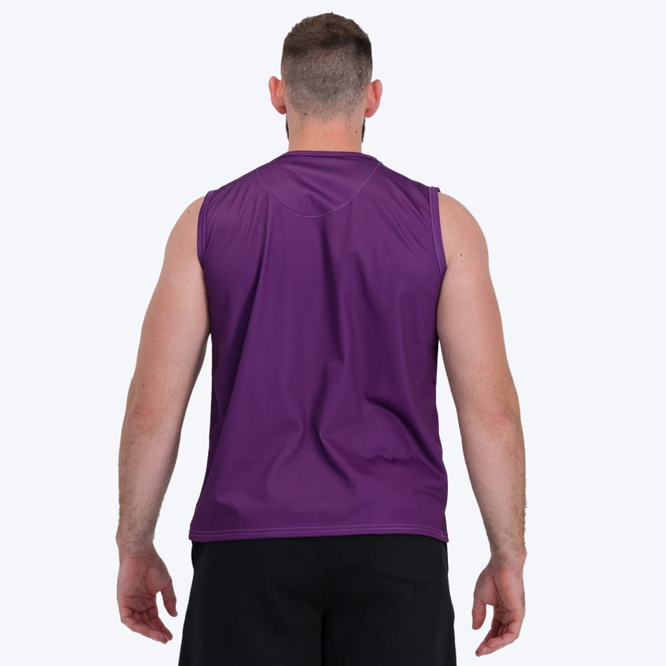 LA Lakers Sublimated Vest (Purple), product, variation 2