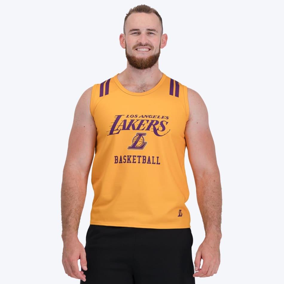 LA Lakers Vest (Yellow), product, variation 2
