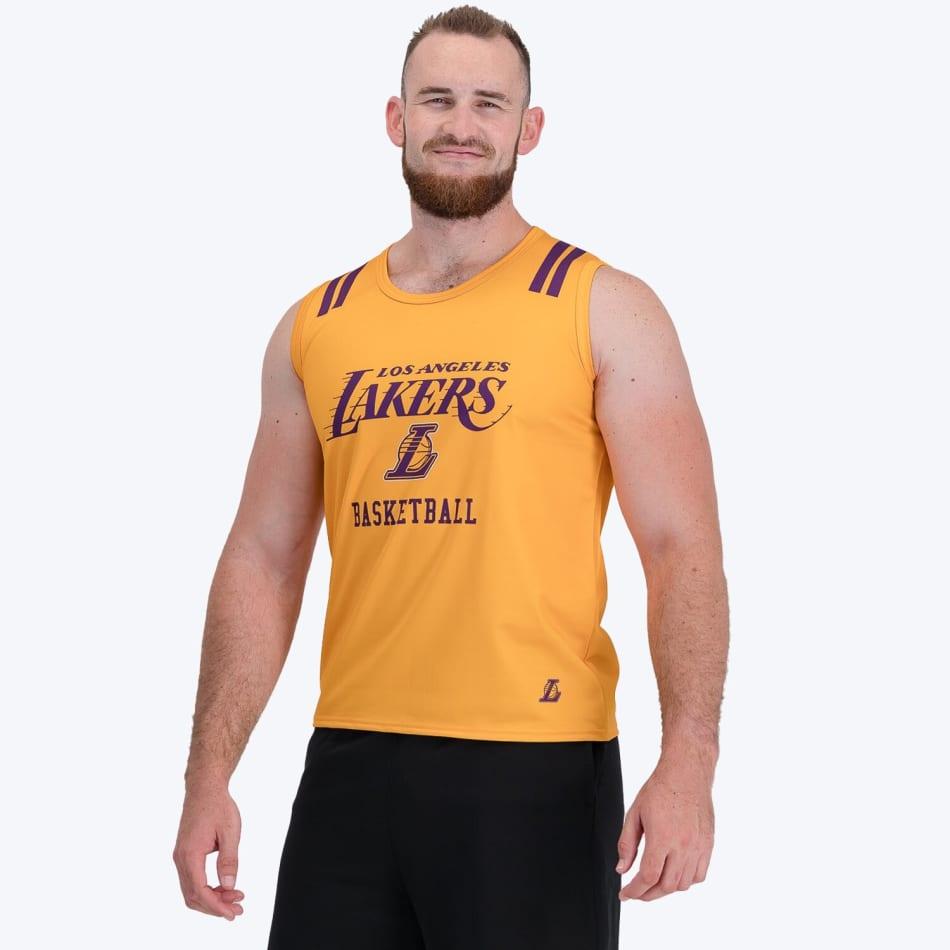 LA Lakers Vest (Yellow), product, variation 5