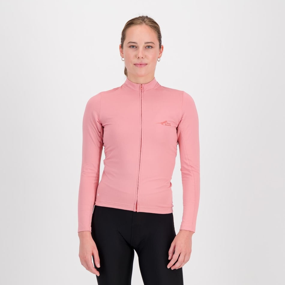 First Ascent Women's Element Long Sleeve Cycling Jersey, product, variation 2