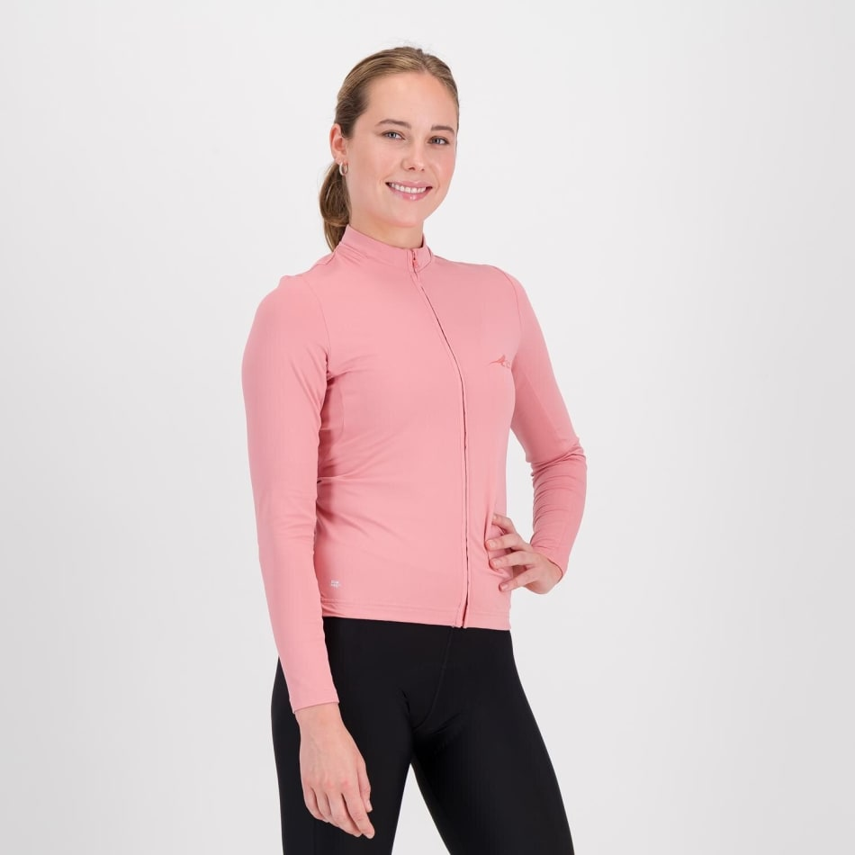 First Ascent Women's Element Long Sleeve Cycling Jersey, product, variation 3