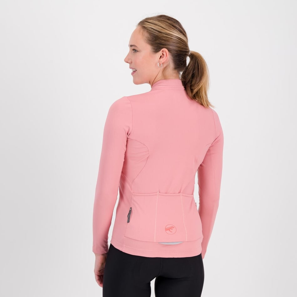 First Ascent Women's Element Long Sleeve Cycling Jersey, product, variation 4