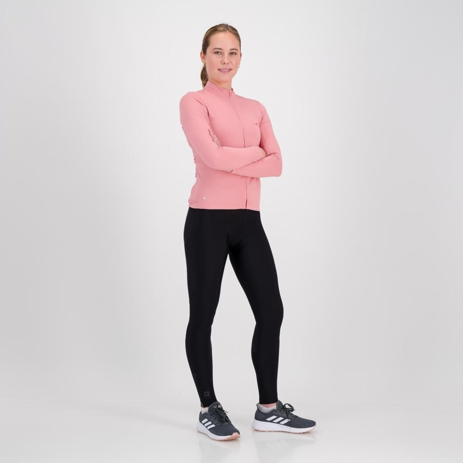First Ascent Women's Element Long Sleeve Cycling Jersey, product, variation 6