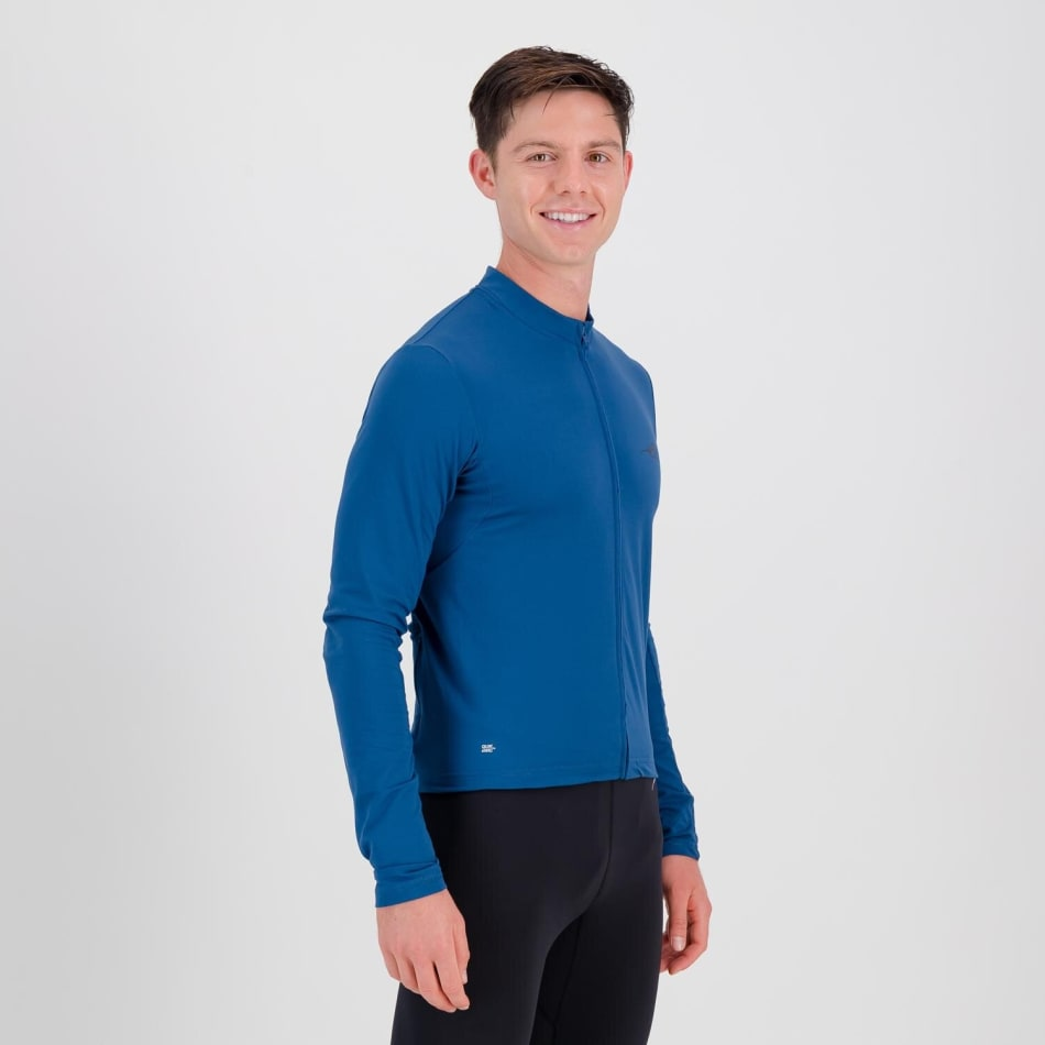 First Ascent Men's Element Long Sleeve Cycling Jersey, product, variation 3