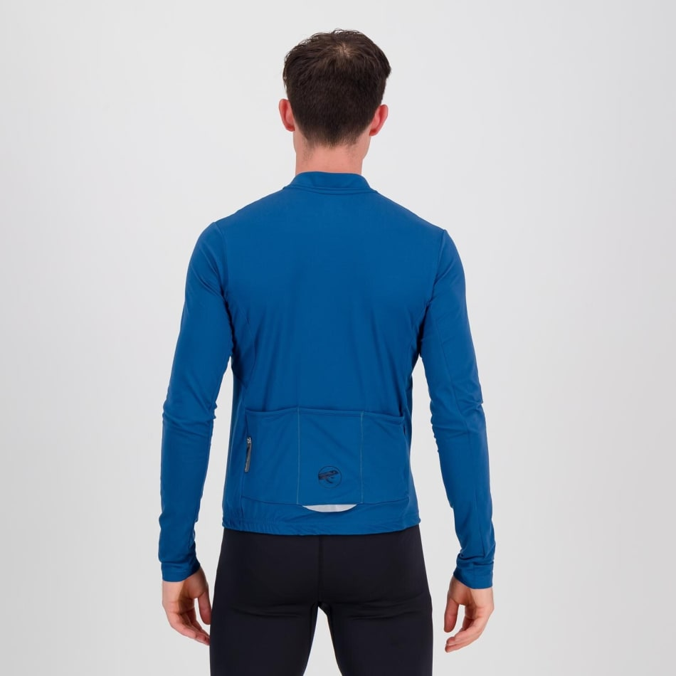 First Ascent Men's Element Long Sleeve Cycling Jersey, product, variation 6