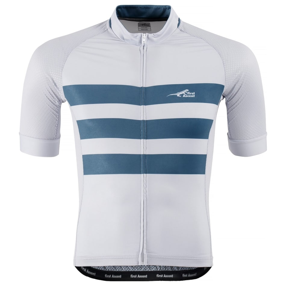 First Ascent Men's Strike Cycling Jersey, product, variation 1