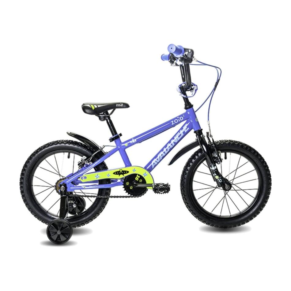 "Avalanche Boy's Zoid 16"" Bike, product, variation 1"