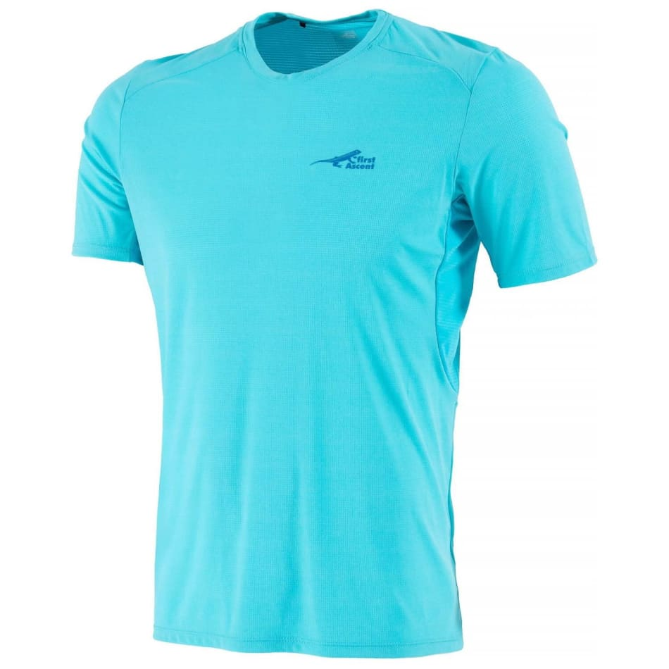 First Ascent Men's X-Trail Run Tee, product, variation 2