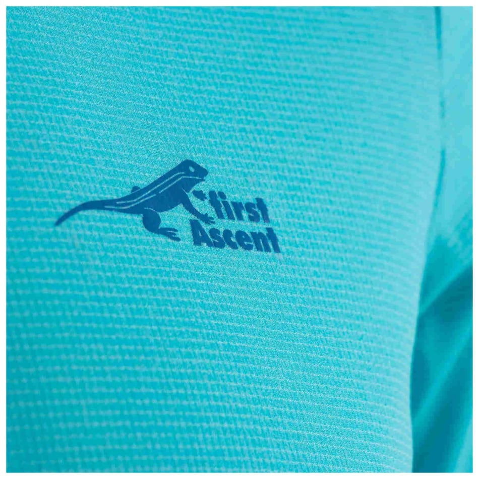 First Ascent Men's X-Trail Run Tee, product, variation 7