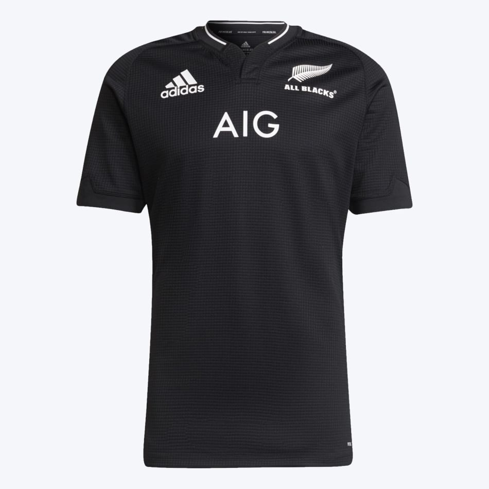 All Blacks Men's Home 2021 Rugby Jersey, product, variation 1