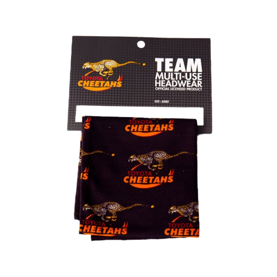 Cheetahs Multi-use Headwear, product, variation 1