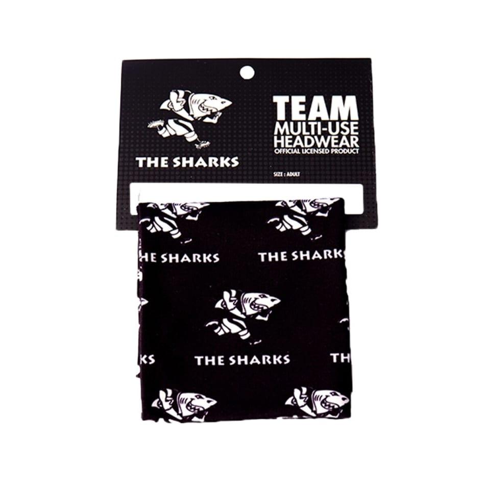 Sharks Multi-use Headwear, product, variation 1