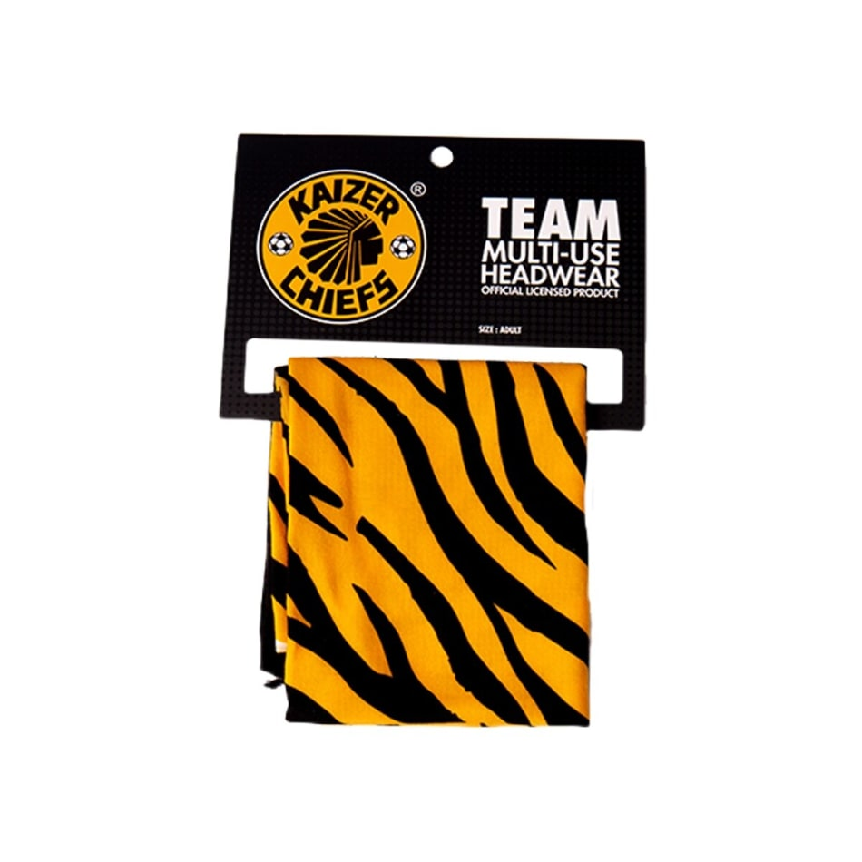 Kaizer Chiefs Multi-use Headwear, product, variation 1