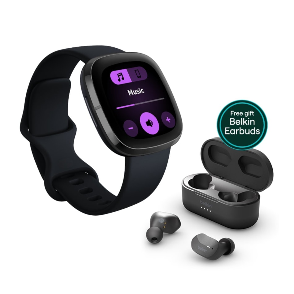 Fitbit Sense Fitness Smartwatch, product, variation 1