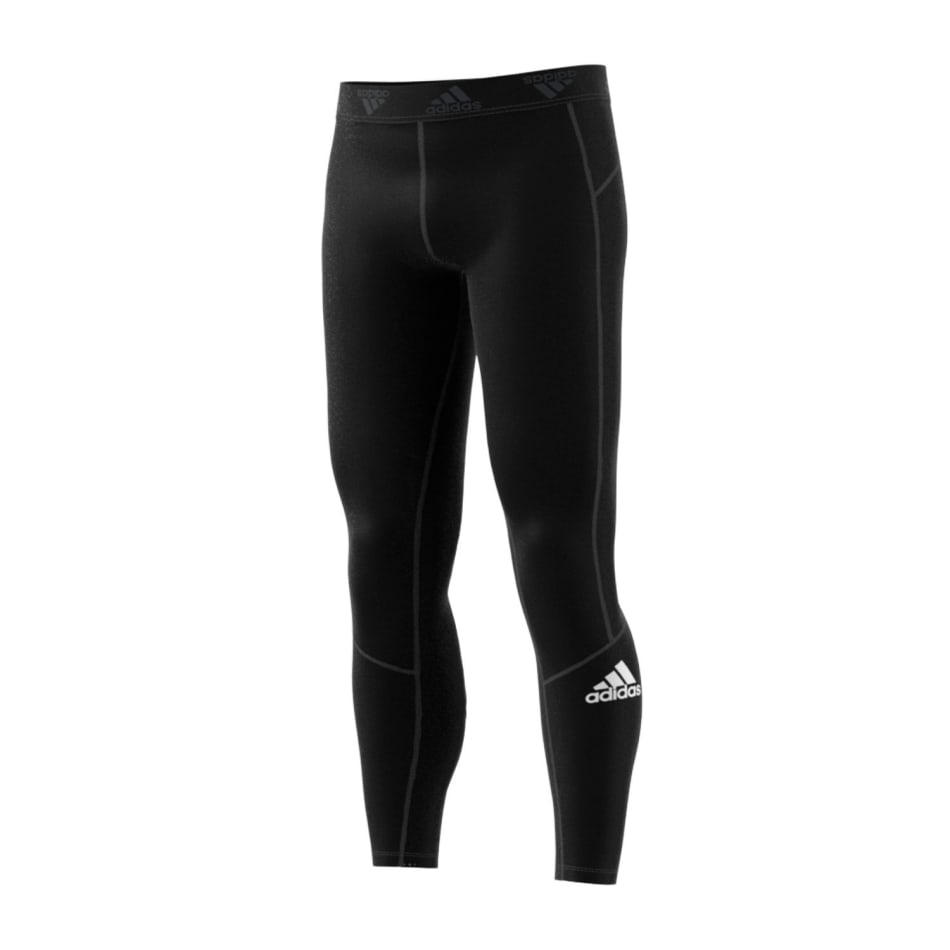 adidas Men's Tech Fit Long Tight, product, variation 1