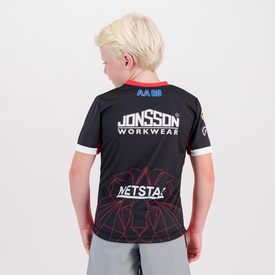 Lions Junior Home 2021 Pro16 Fan Tee, product, variation 5