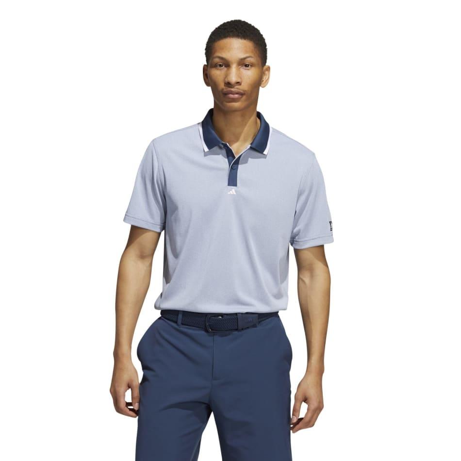 adidas Men's Golf Primegreen Polo Shirt, product, variation 2