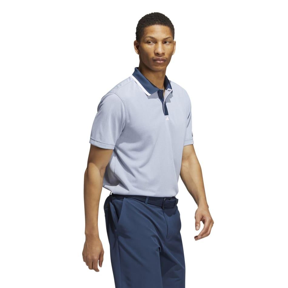adidas Men's Golf Primegreen Polo Shirt, product, variation 3
