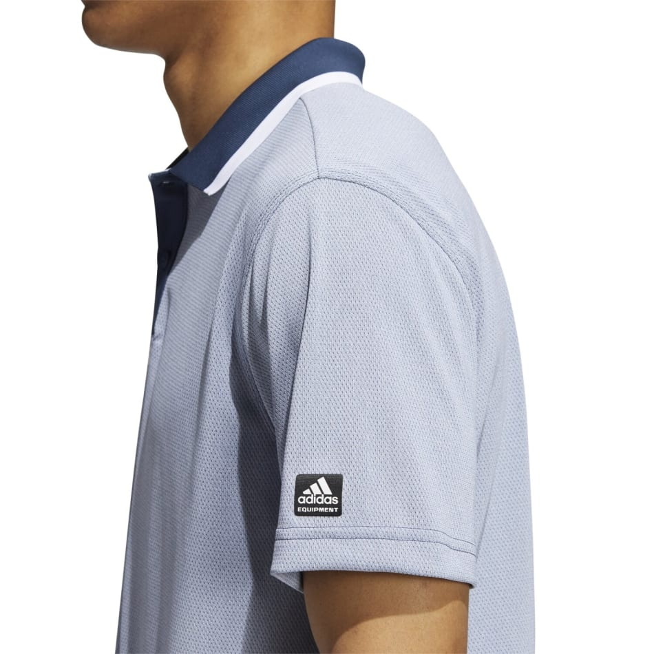 adidas Men's Golf Primegreen Polo Shirt, product, variation 6