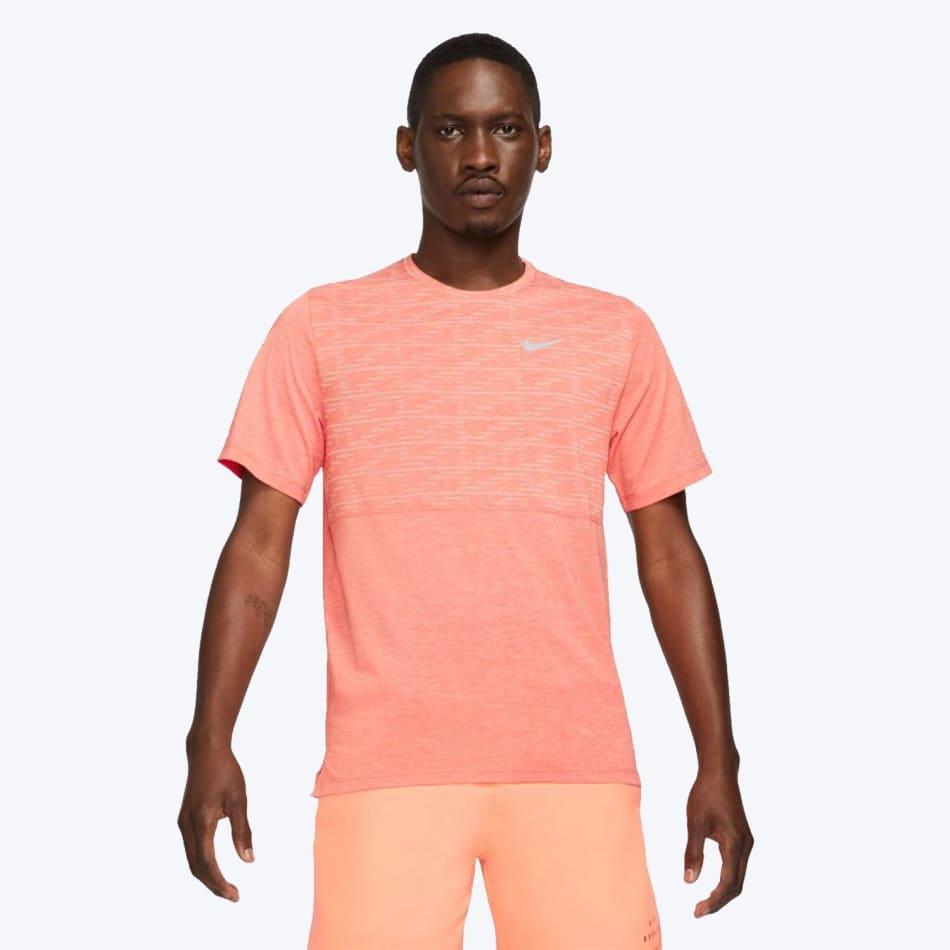 Nike Men's Dri Fit BRNOT Miler Run Tee, product, variation 1