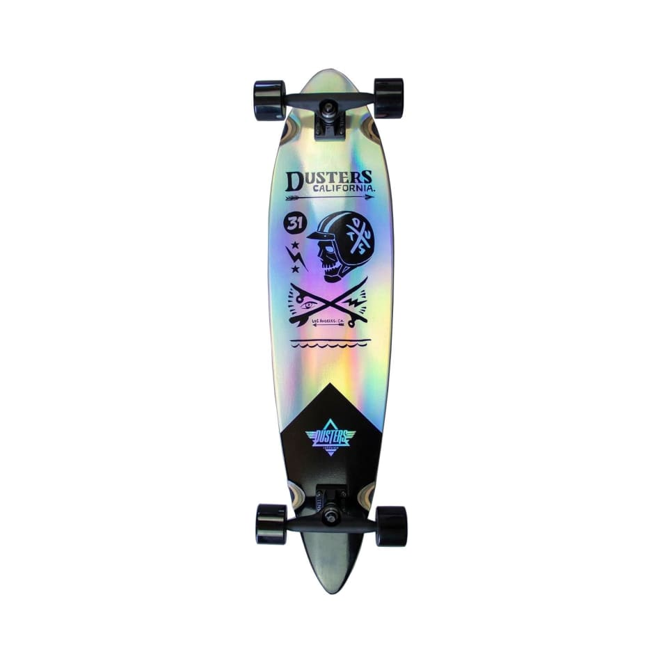"""Duster Moto Cosmic Pintail Longboard 37"""", product, variation 1"""