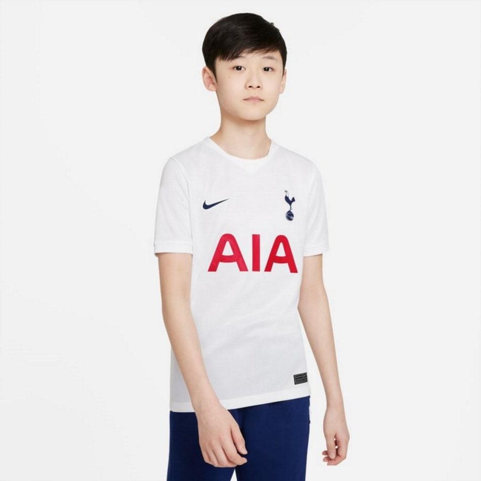 Tottenham Hotspur Junior Home 21/22 Soccer Jersey, product, variation 1