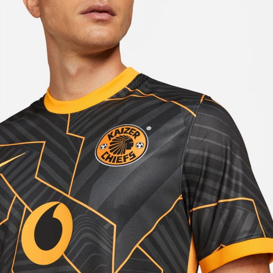 Kaizer Chiefs Men's Away 21/22 Soccer Jersey, product, variation 4