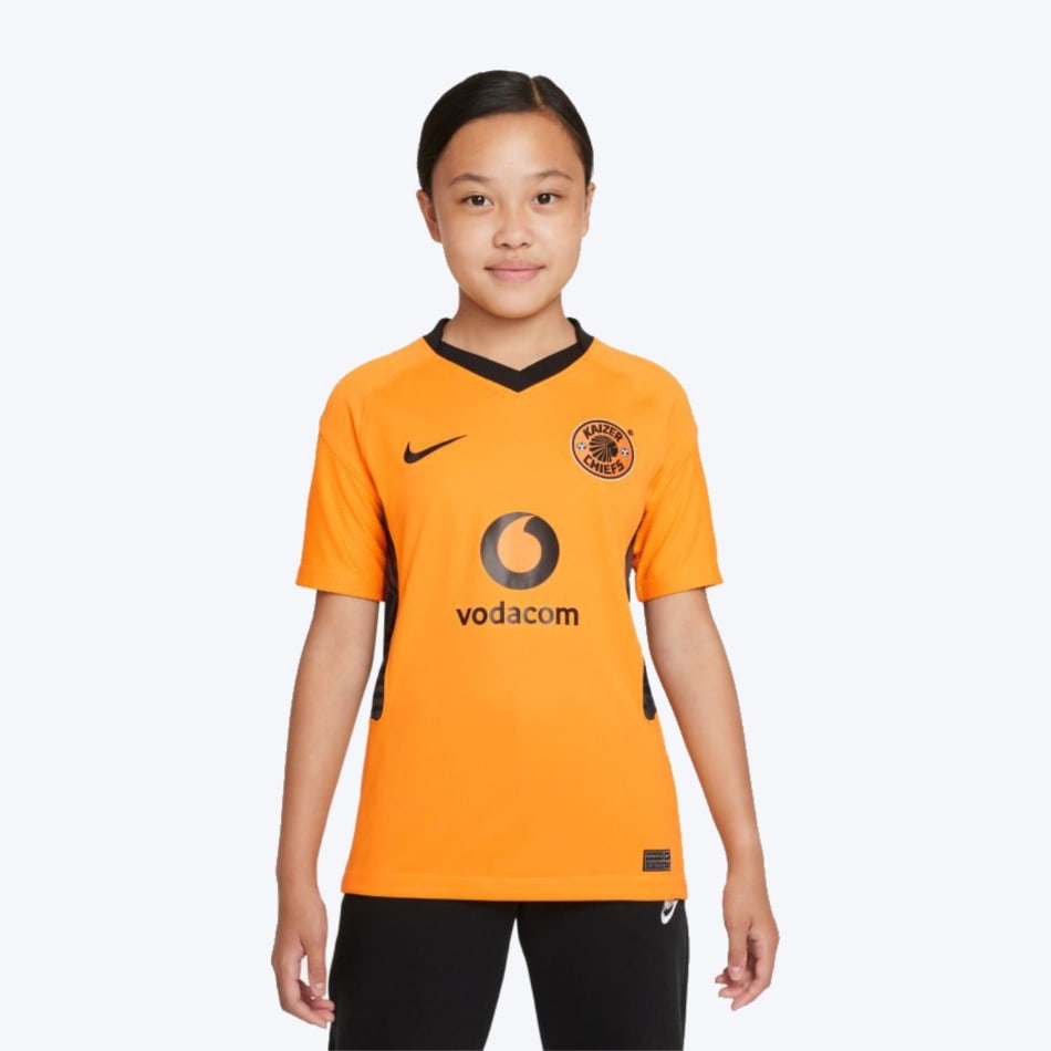 Kaizer Chiefs Junior Home 21/22 Soccer Jersey, product, variation 1