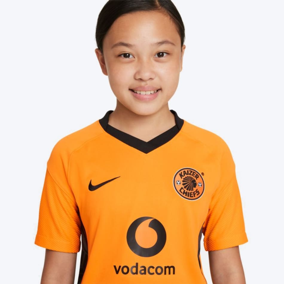 Kaizer Chiefs Junior Home 21/22 Soccer Jersey, product, variation 2
