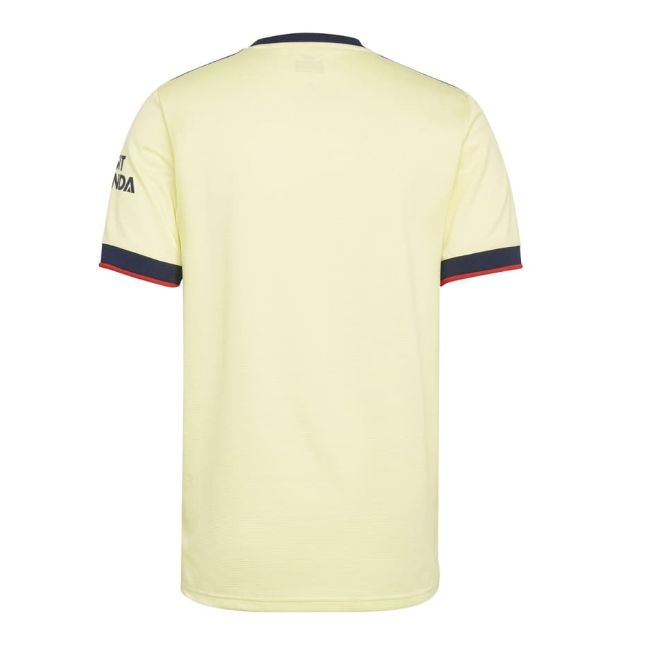 Arsenal Men's Away 21/22 Soccer Jersey, product, variation 2