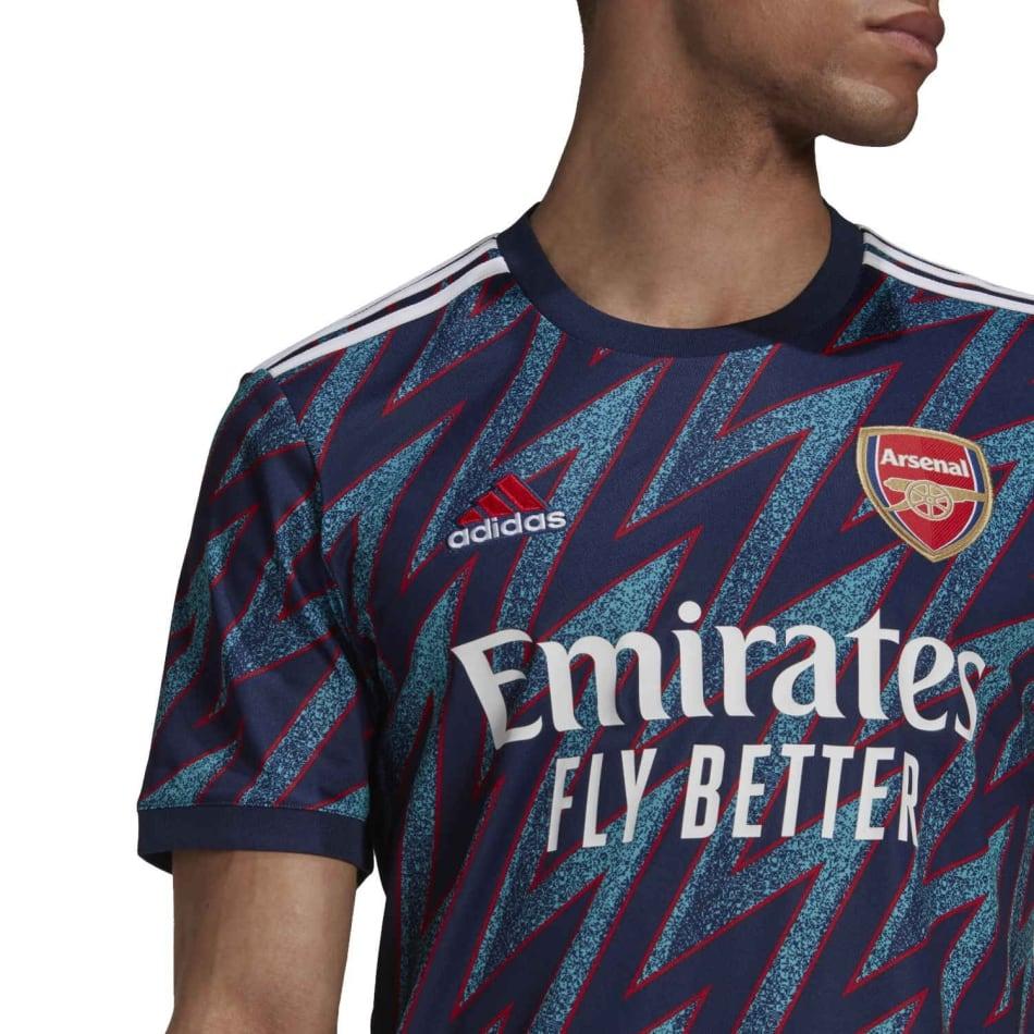 Arsenal Men's 3rd 21/22 Soccer Jersey, product, variation 4