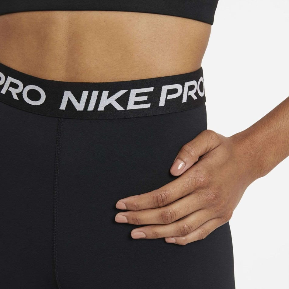 Nike Women's Pro Cool High Rise 7 Inch  Short Tight, product, variation 3