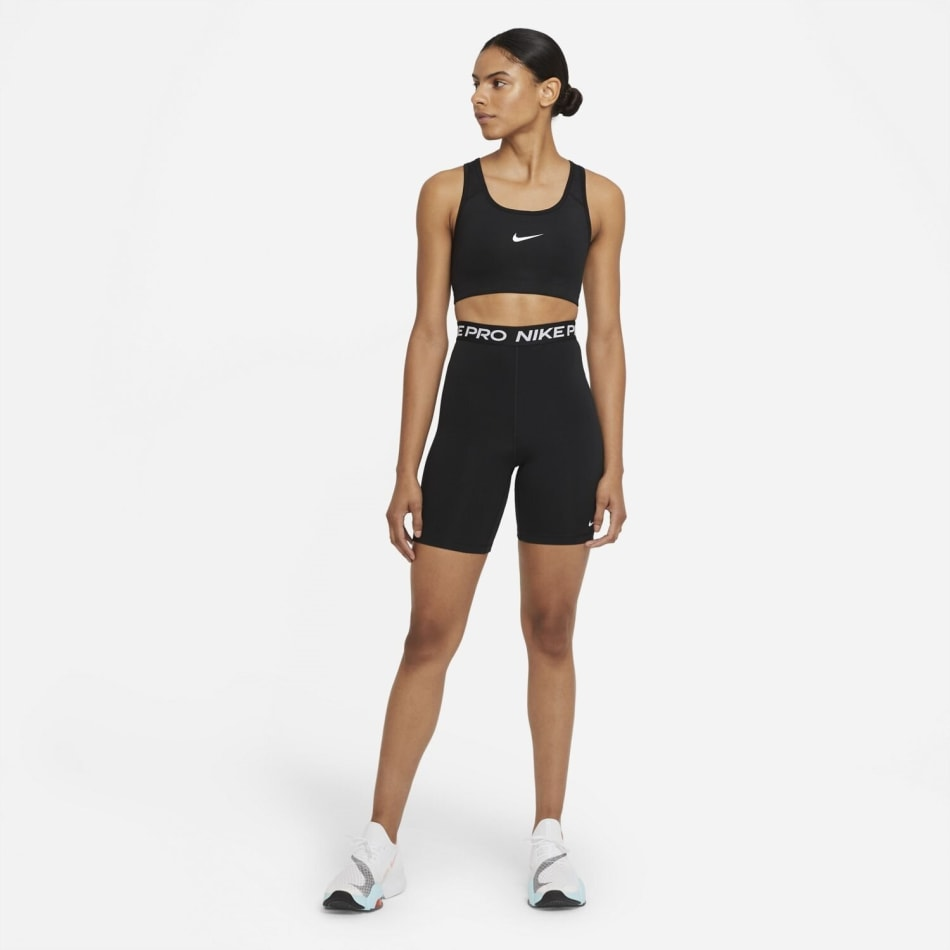 Nike Women's Pro Cool High Rise 7 Inch  Short Tight, product, variation 6