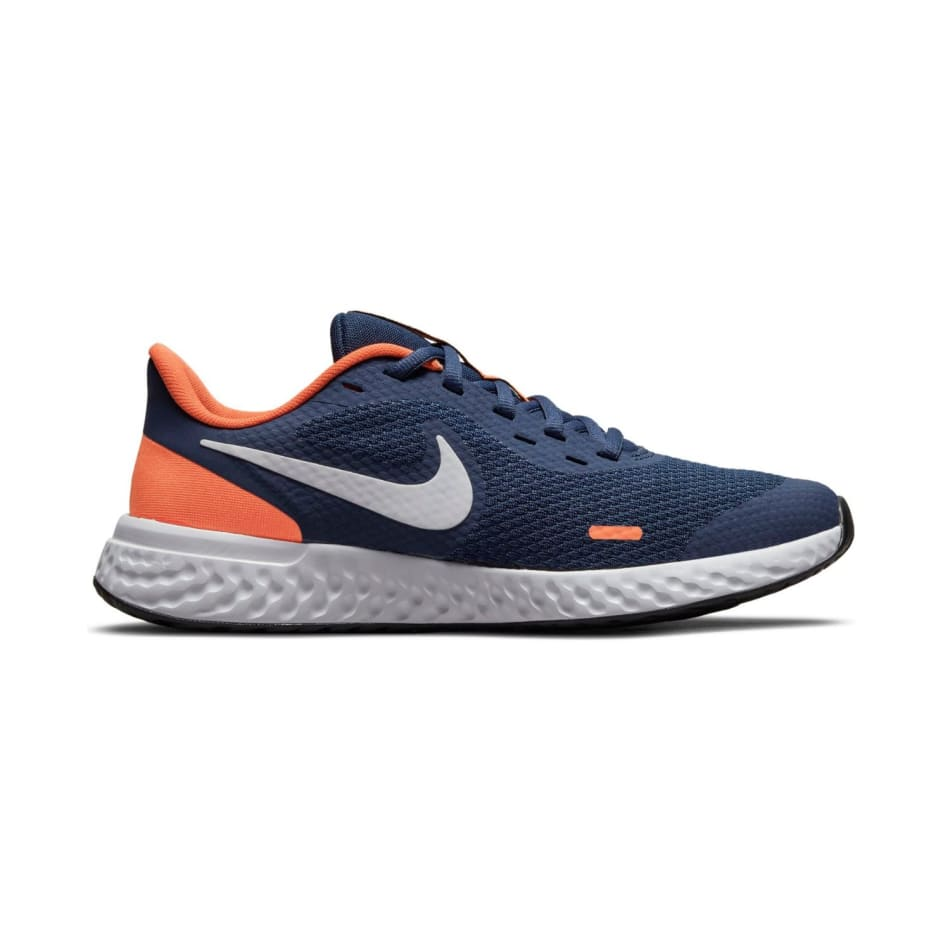 Nike Jnr Revolution 5 Boys Running Shoes, product, variation 1