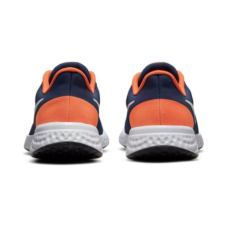 Nike Jnr Revolution 5 Boys Running Shoes, product, variation 5