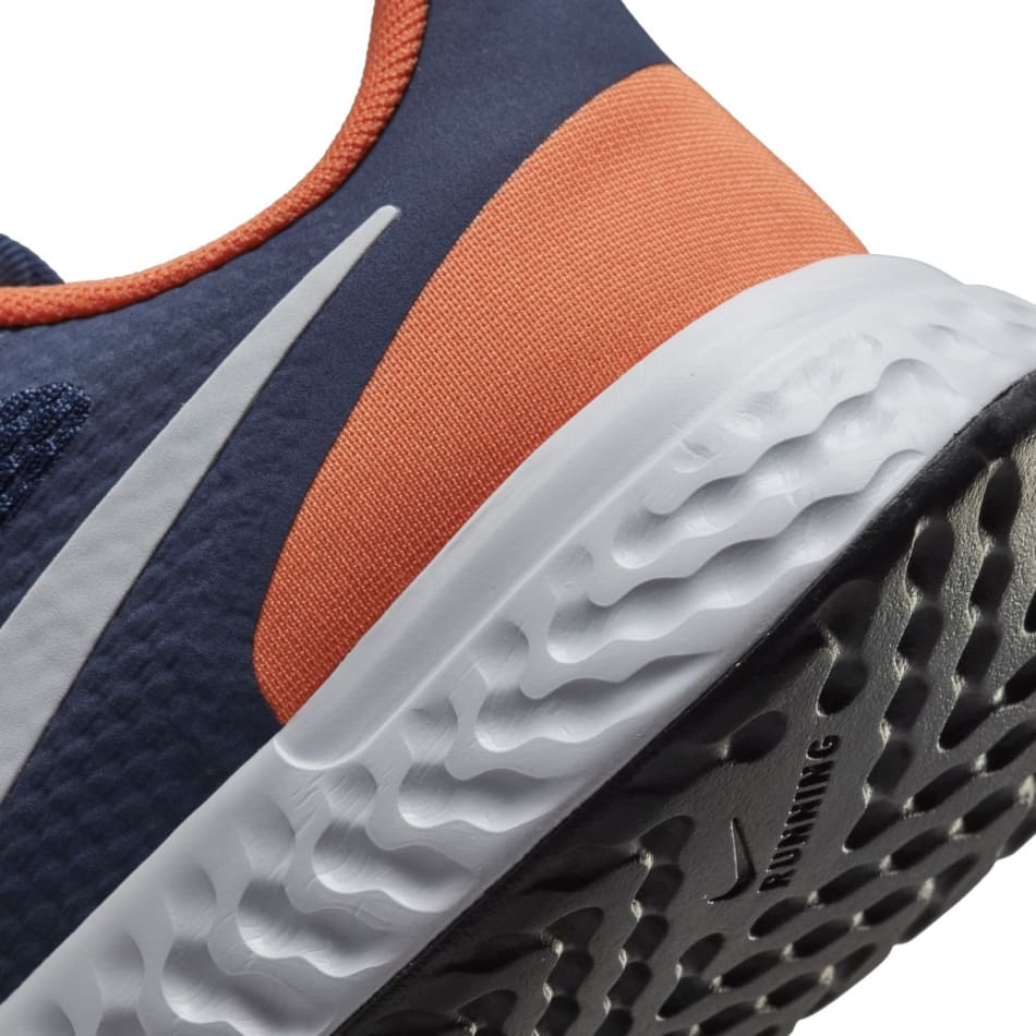 Nike Jnr Revolution 5 Boys Running Shoes, product, variation 6