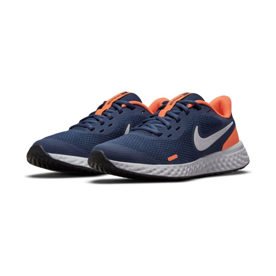Nike Jnr Revolution 5 Boys Running Shoes, product, variation 7