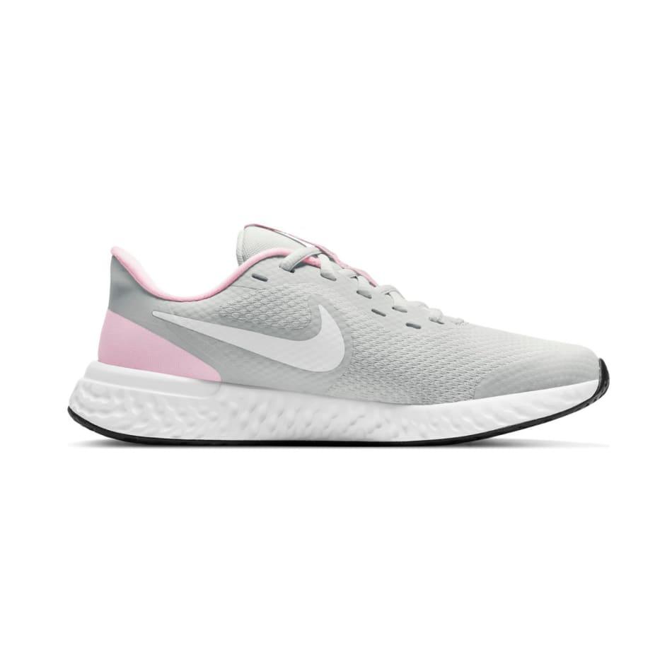 Nike Jnr Revolution 5 Girls Running Shoes, product, variation 1