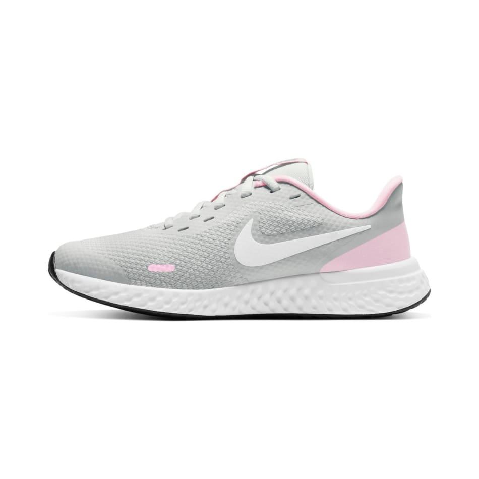 Nike Jnr Revolution 5 Girls Running Shoes, product, variation 2